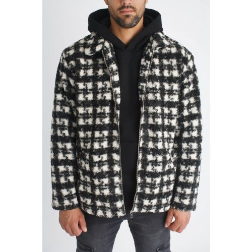 Ottawa Oversize Jacket - plüss ingdzseki - Méret: XL