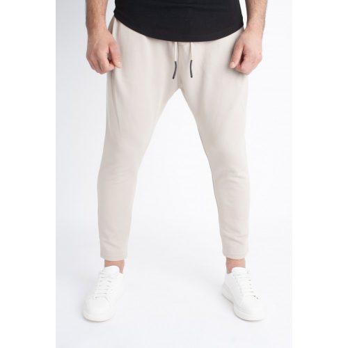 Lazy Beige Pants