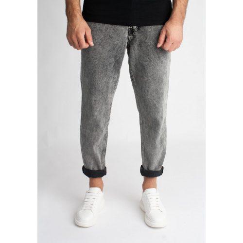 Onyx Loose Fit Jeans - szürke farmer - Méret: 29