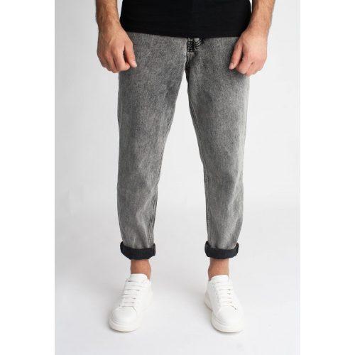 Onyx Loose Fit Jeans - szürke farmer - Méret: 36
