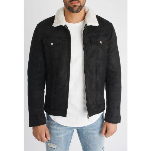 Black Byzantine Jacket
